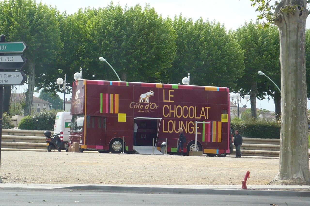 the Chocolate Lounge by nicolapin