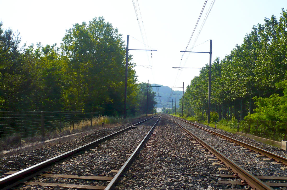 railways by nicolapin
