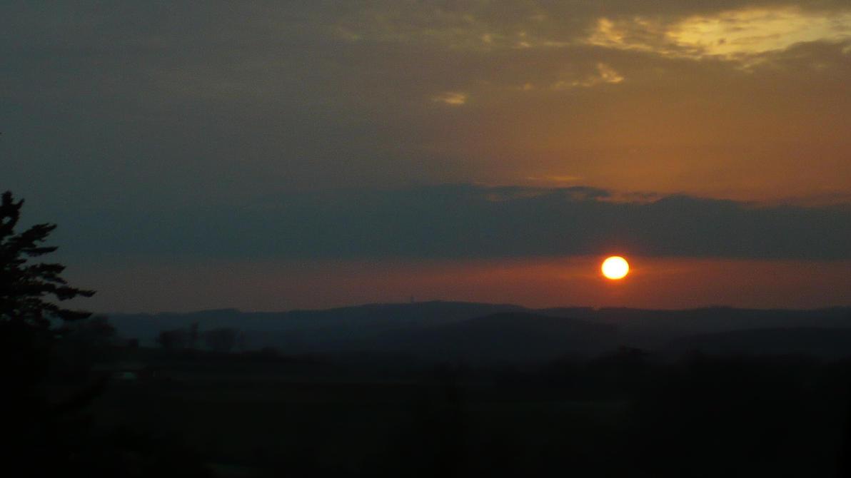 sweet sunset 1 by nicolapin