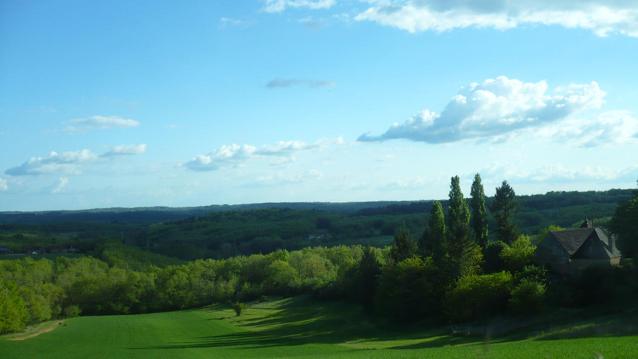 sweet Dordogne by nicolapin