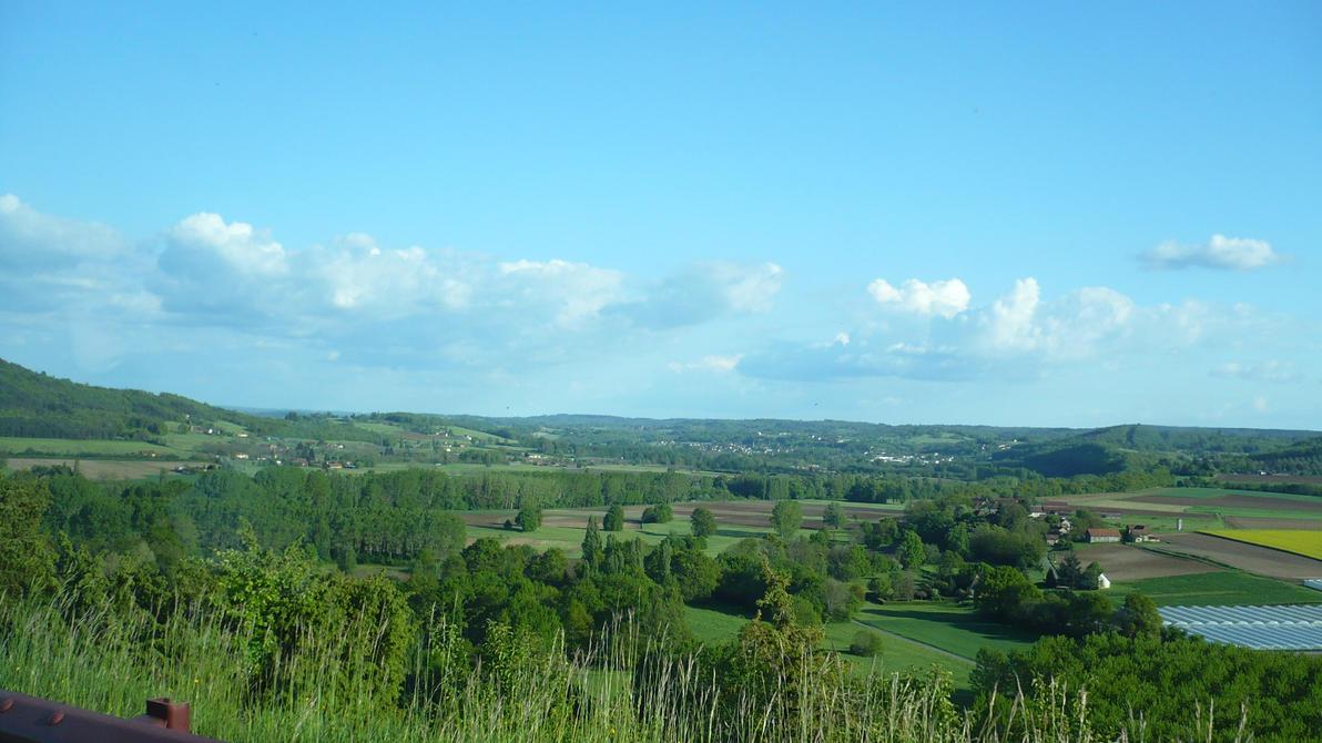 Wonderful Dordogne by nicolapin