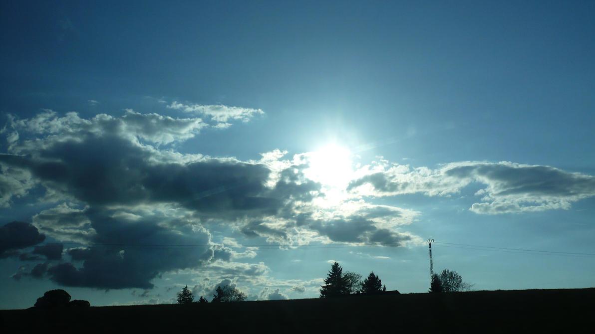 Sun in Dordogne by nicolapin