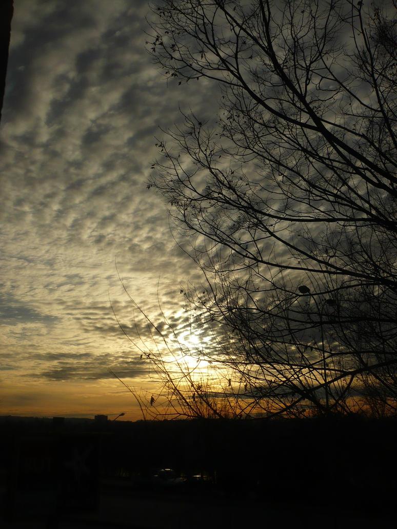 evening december sky 1 by nicolapin