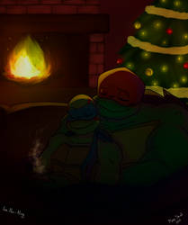 Fireplace by Emaberry