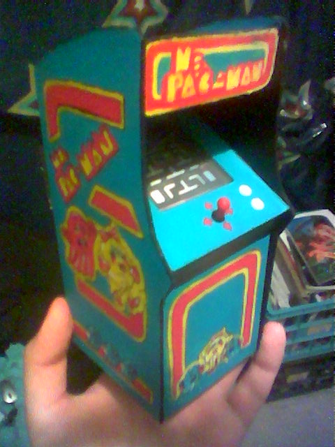 mini pac machine