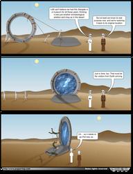 Moving a Stargate by XavUK