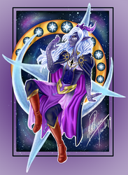 Midnight Star - Aaravos by norsepearl