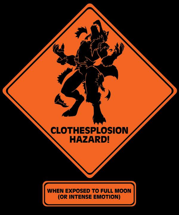 Clothesplosion by redneckgaijin
