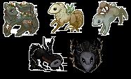 BOGO Icons Set 3 by senka-shadow