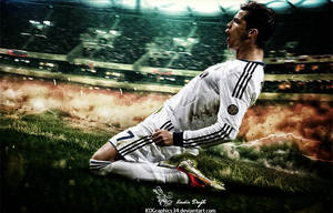 Cristiano Ronlado | Free Work by KDGraphics34