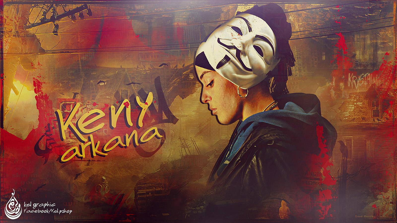 Keny Arkana Wallpaper By Kdgraphics34 On Deviantart