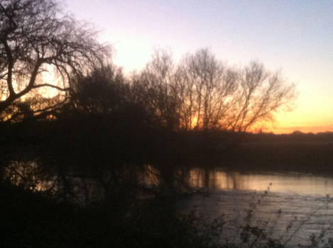 The rivers of Muscliffe #3