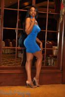 A Better Blue Dress by missmjwilson