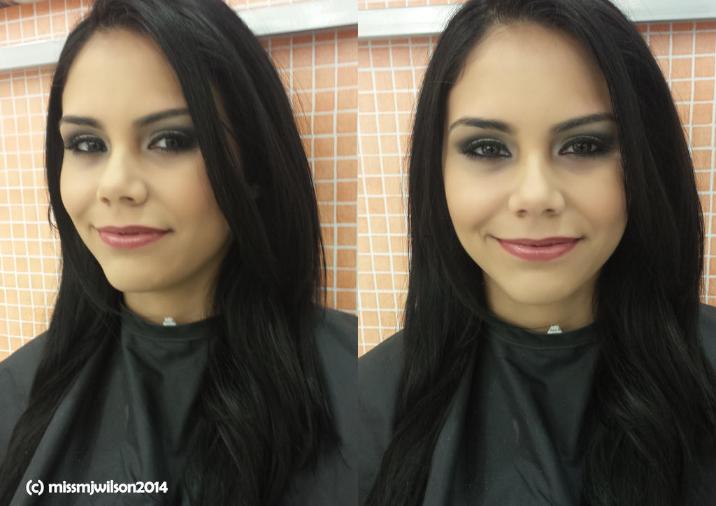 Vanessa Hudgens look alike by missmjwilson