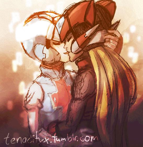 RMZ :: ZeroX___Kiss :yaoi: by Sanakudou