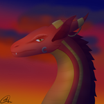 @beautiful dragon by Alina123456746