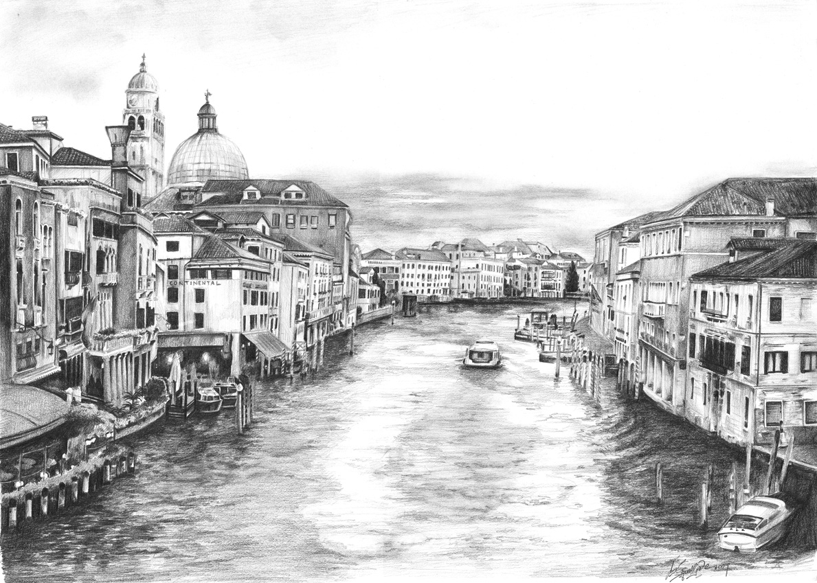 Venice by squalljade on deviantart