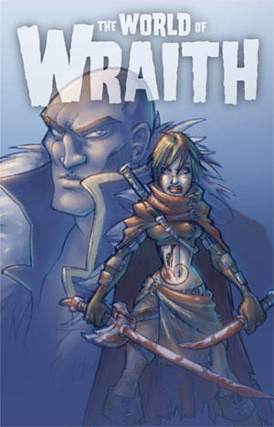 World of Wraith cover by genn