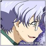 """CG - Lloyd-san """"Wasabi Pie?"""" by AlexiusCa"""