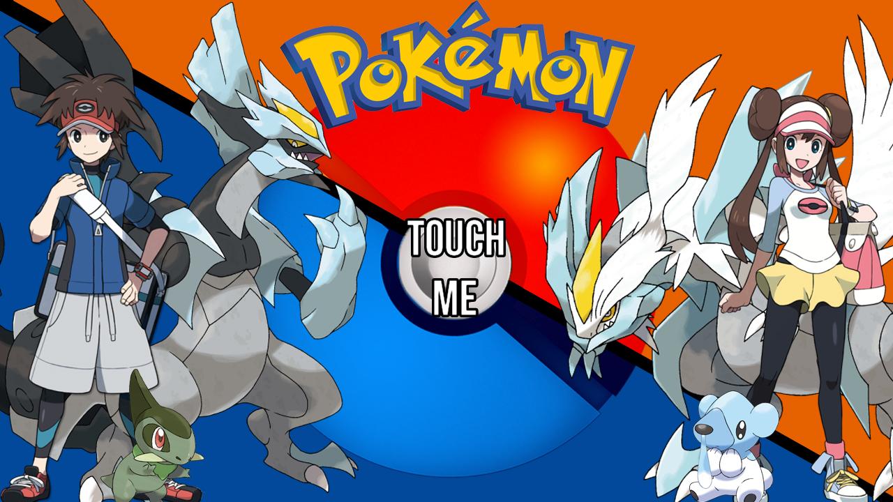 Pokemon Black And White 2 Background 308052163