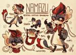 Namazu Ref. Sheet [Commission]