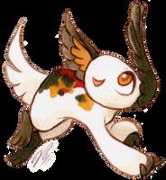 MM Bravo #002 - Lil' Birdie by Baraayas