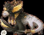 MM Bravo #013 - Cursed Gold [Auction - CLOSED]