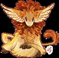 MM Bravo #022 - LionHeart [Auction-CLOSED] by Baraayas
