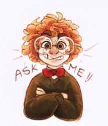 Ask James! by Baraayas