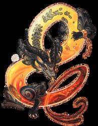 #49 Terradragon - Volcanic Dragon [CLOSED]