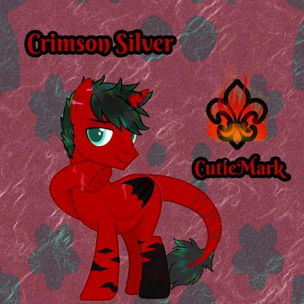 Pony oc4 by CheshireCatAliceJay