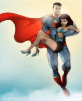 superman by cury