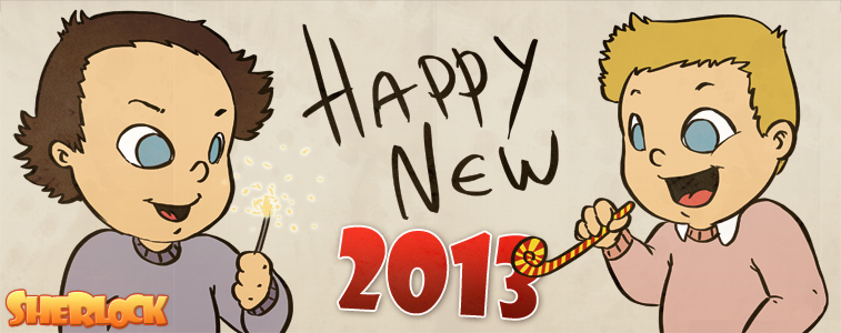 Happy New Year by cury