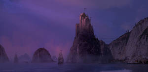 Pirate's Castle by cury