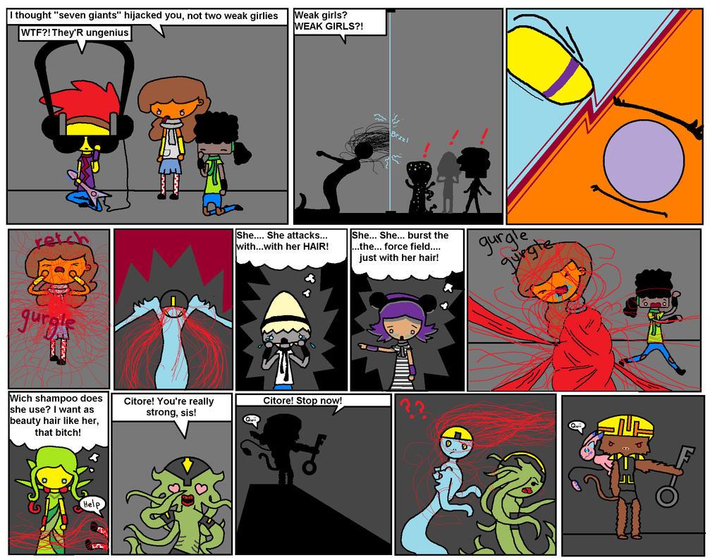 Luminary children - page 52 by MumbleCat
