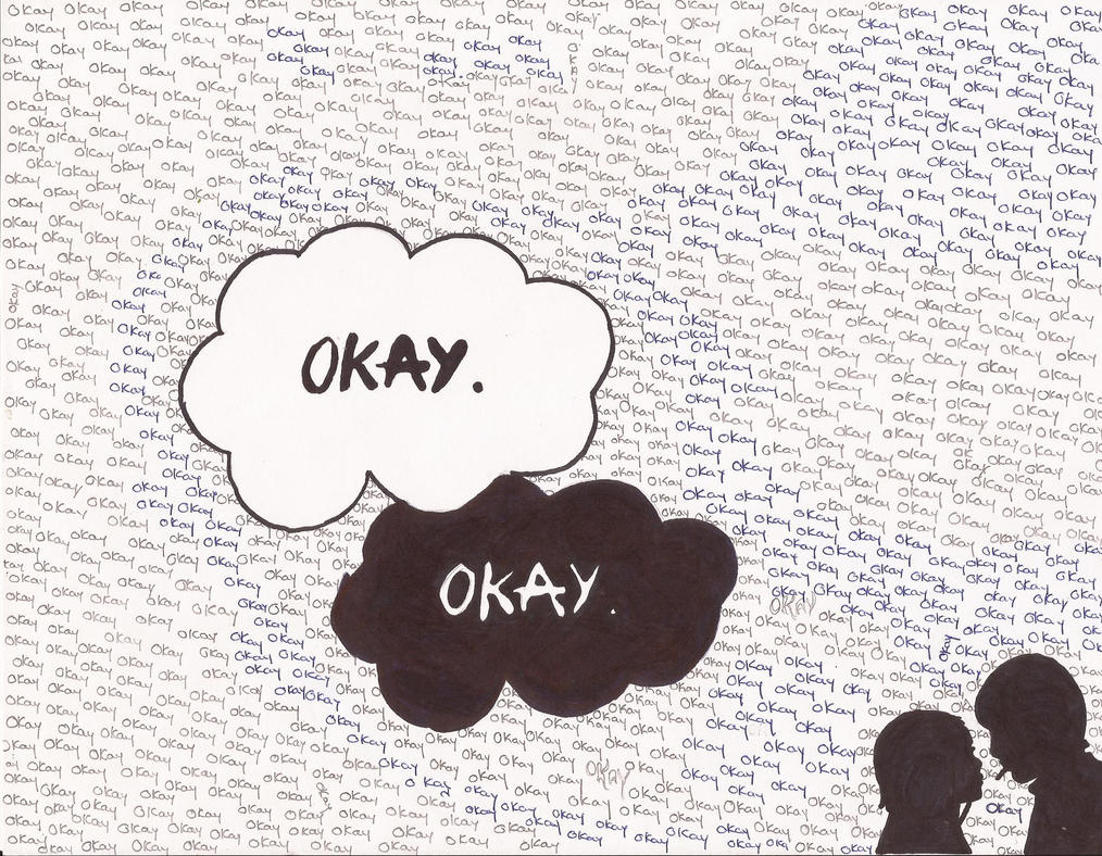 Okay? Okay. by readerholic