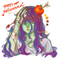 Halloween by Kayumi-tann