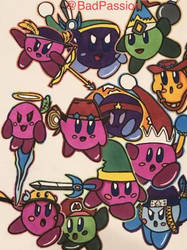 Kirby Fighters  By - BadPassion