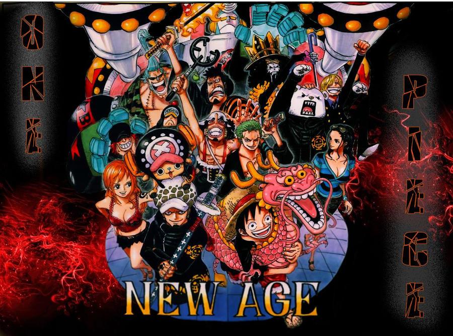 One Piece - New Age by Mugiwara-King on DeviantArt