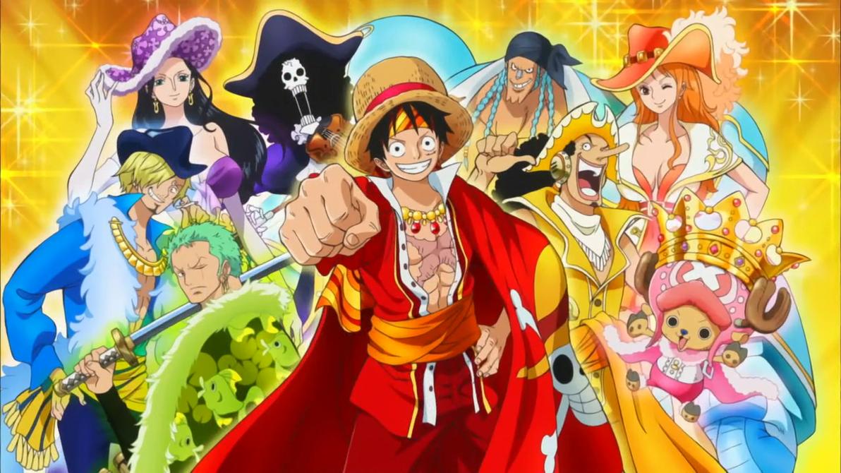 Screenshot - One Piece Opening 17 - Wake Up ! by Mugiwara ...