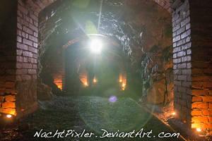WW2 LS Bunker 1945 NachtPixler