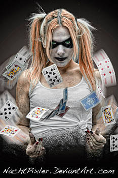 The Dark Harley Quinn