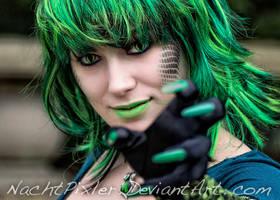 Green Poisen by Nachtpixler