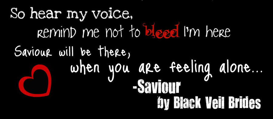 Andy Biersack Saviour Black Veil Brides - animated gif #3707060 by ...