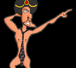 request: jafar naked by lysgaard