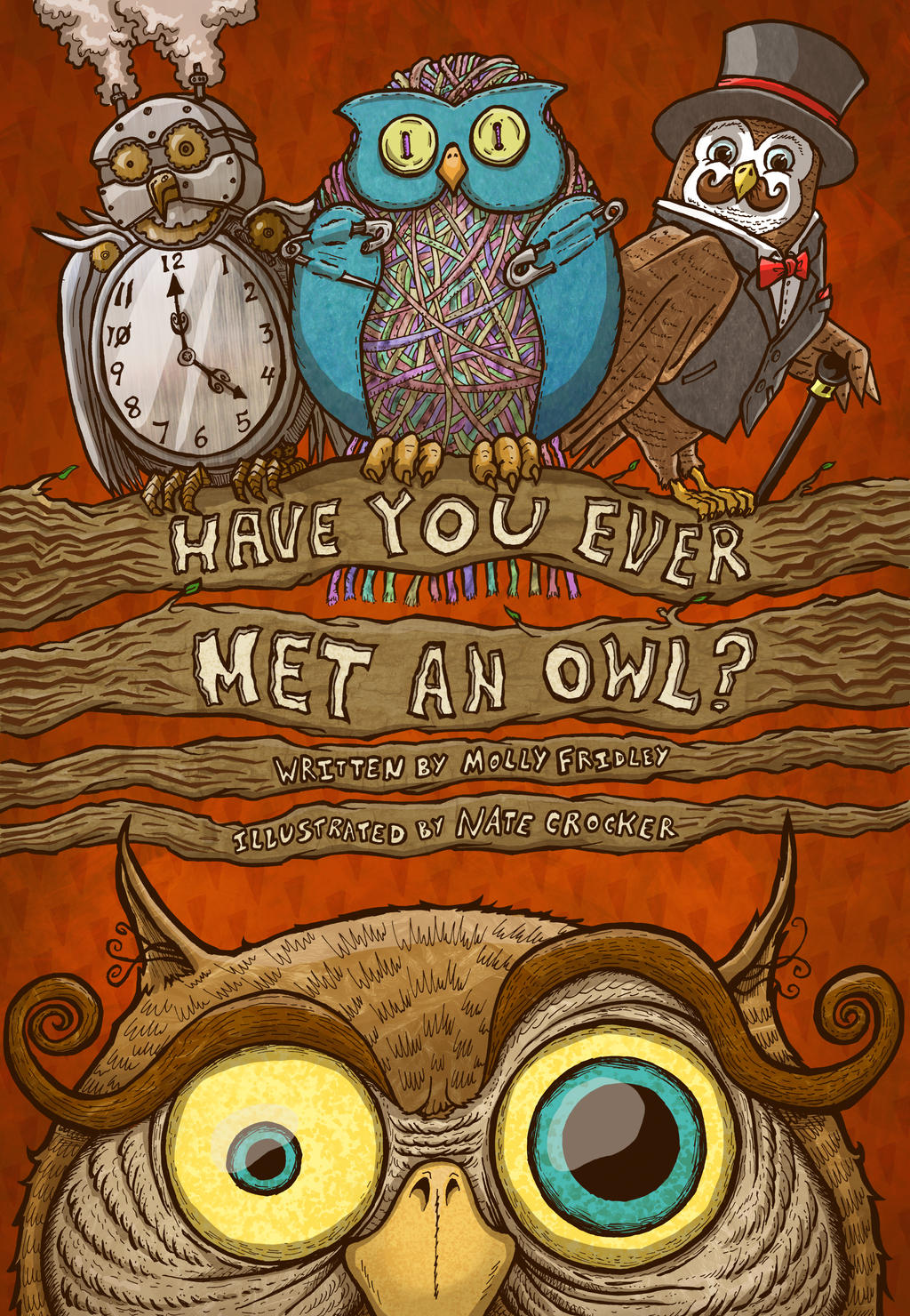 Have You Ever Met An Owl?