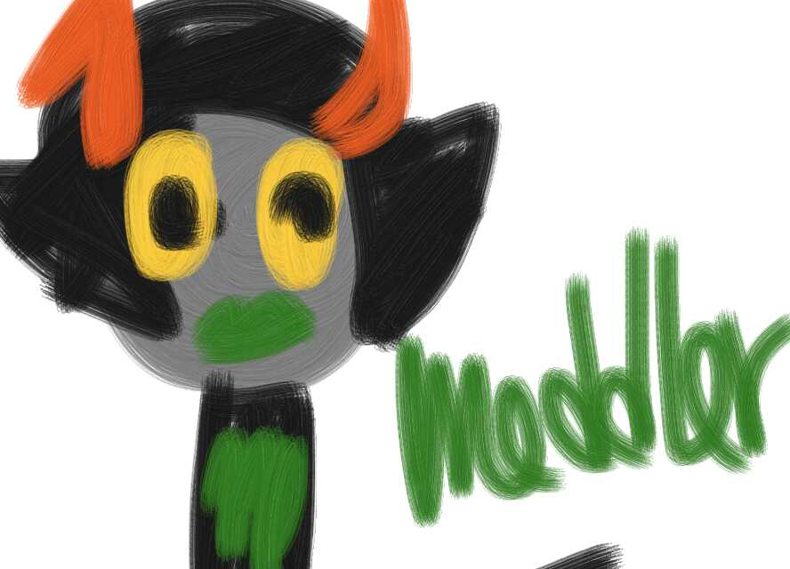 KANAYA NEEDS TO STOP MEDDELING by Karkat-Vantas-Art