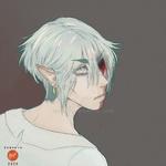Eye Bleed by Svenrin