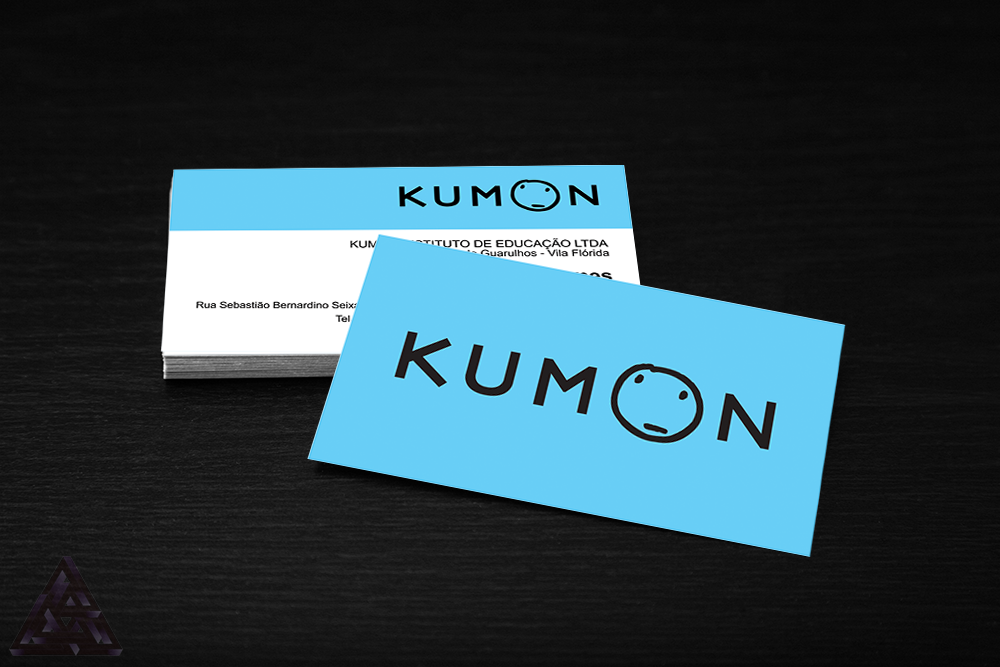 kumon carto de visita by ryuyasue on deviantart