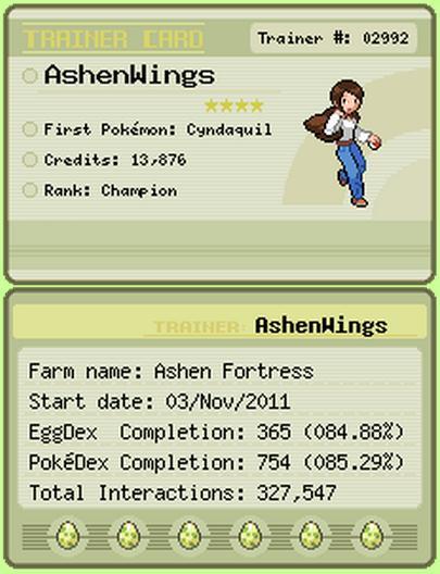 Champion by AshenWings123